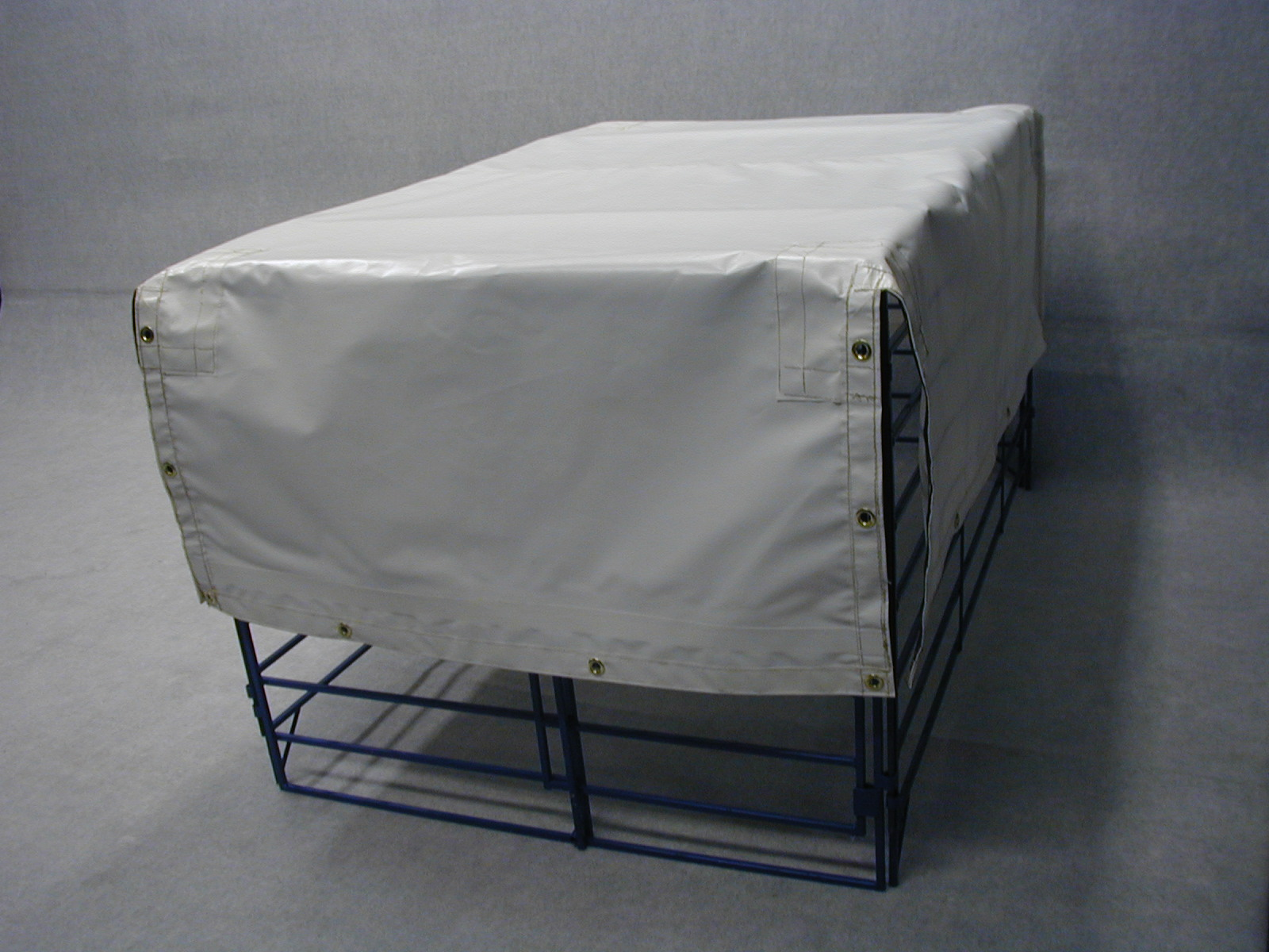 portable racks canvas top for pickup